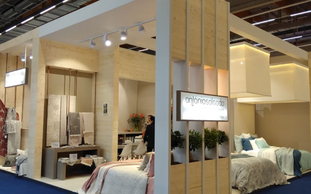 43 companies from Guimarães represented at Heimtextil 2020