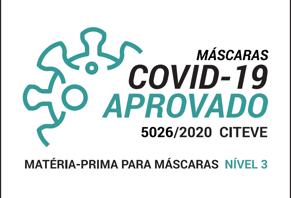 CITEVE COVID-19 Masks Approved Seal